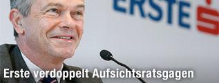 Geschäftsführer Erste Group Andreas Treichl