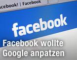 PR-Flop: Facebook wollte Google anpatzen
