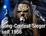 "Finnische Band ""Lordi"""