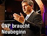 ÖVP-Obmann Vizekanzler Michael Spindelegger