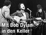 "Bob Dylan mit ""The Band"" 1966"