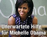 Michelle Obama, Ehefrau des US-Präsidenten
