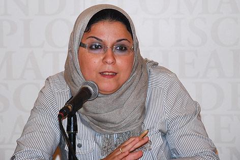 ägyptische Aktivistin Esraa Abdel Fattah