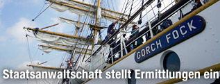 """Das deutsche Schulsegelschiff  """"Gorch Fock"""""""