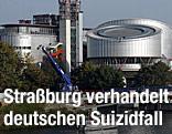 Europäische Gerichtshof für Menschenrechte (EGMR) in Straßburg