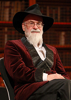 Autor Terry Pratchett