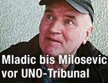 Mladic nach seiner Verhaftung
