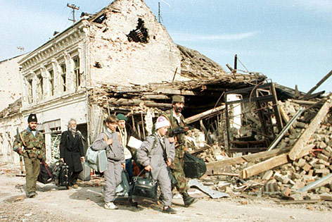 Krieg Jugoslawien
