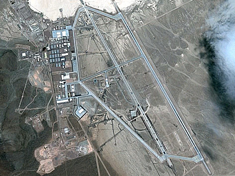 Area 51in Nevada