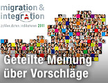 Cover des Intergrationsberichts 2011
