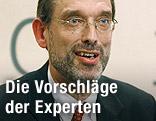 Heinz Fassmann, Vorsitzender des Expertenrates