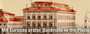Historisches Bild der Stockholms Banco