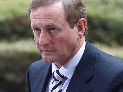 Irlands Premierminister Enda Kenny