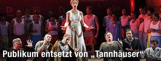 """Szene der Oper """"Tannhäuser"""""""