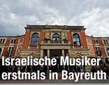 Festspielhaus der Bayreuther Festspiele