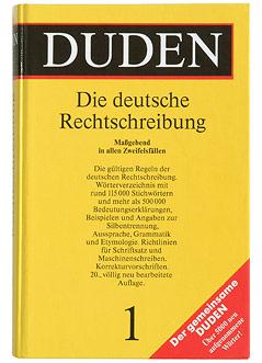Der Duden 1991