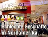 L'Oreal-Geschäft