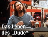 "Jeff Bridges in einer Szene des Films ""The Big Lebowski"""