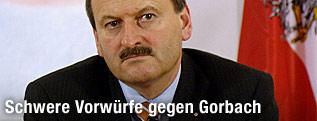 Ex-Vizekanzler und -Minister Hubert Gorbach