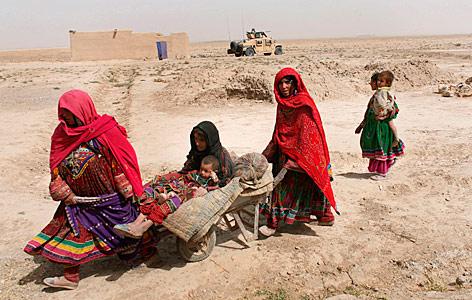 Zivilisten in Afghanistan