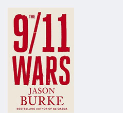 """Buchcover """"The 9/11-Wars"""""""