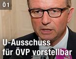 VP-Klubchef Karlheinz Kopf