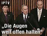 Michael Bloomberg, Bürgermeister von New York