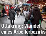 Brunnenmarkt in Ottakring