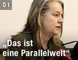 Autorin Marlene Streeruwitz