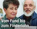 Das Ehepaar Helmut und Erika Simon