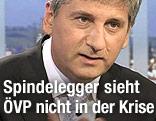 Vizekanzler und ÖVP-Obmann Michael Spindelegger