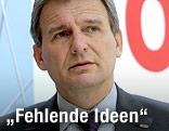 Der ÖGB-Präsident Erich Foglar