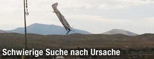 Absturz bei US-Flugshow
