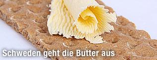 Knäckebrot mit Butter