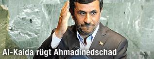 Iranischer Präsident, Mahmud Ahmadinedschad