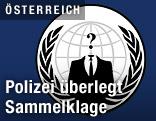 Logo der Gruppe Anonymus