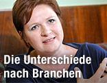 Die Frauensprecherin der Grünen Judith Schwentner