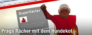 Homepage von SuperVaclav
