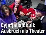 """Szene aus """"Eyjafjallajökull-Tam-Tam"""""""