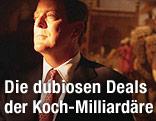 Vize-Präsident von Koch Industries, David H. Koch