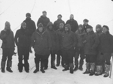 Crew der Nautilus