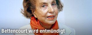 L'Oreal-Patriarchin Liliane Bettencourt