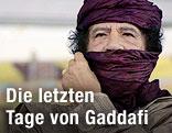 Ex-Machthaber Muammar al-Gaddafi
