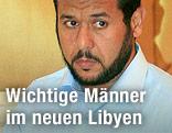 Der Militärkommandeur von Tripolis Abdelhakim Belhadsch