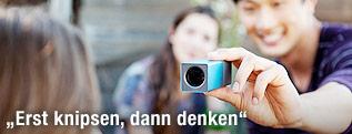 Neue Lytro-Kamera