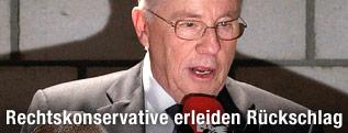 SVP-Vizepräsident Christoph Blocher