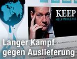 Wikileaks-Homepage