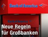Filiale der Bank of America