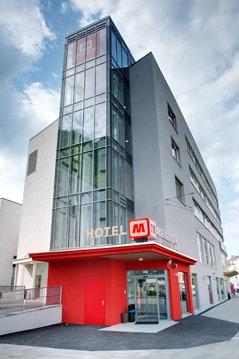 Hotel Meininger in Salzburg