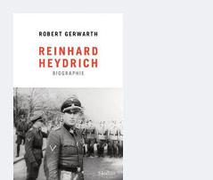 """Buchcover """"Reinhard Heydrich Biographie"""""""